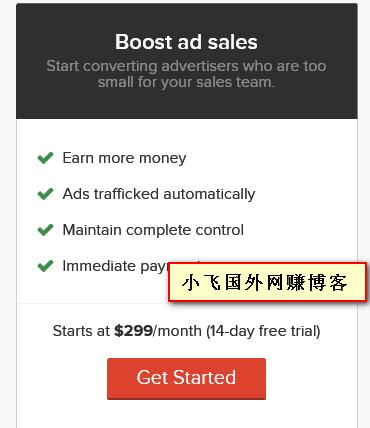 BuySellAds在国外网赚中的另类使用